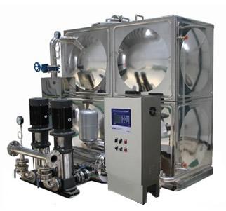 ZWL型箱式无负压供水泵站