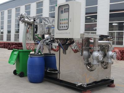 wt隔油污水提升泵一体化设备